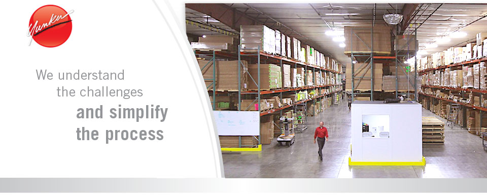 Inventory Warehouse Fulfillment